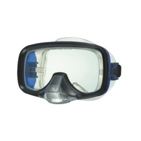 Pro Purge Dive Mask - Adult / Clear Silcone