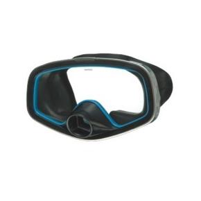 Classic Rubber Purge Dive Mask - Adult / Black