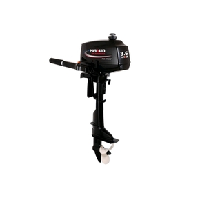 Outboard  3.6hp Short Shaft - 2 Stroke
