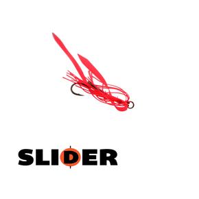 Kabura Slider Jig Assist Rig Lumo 2-Pk