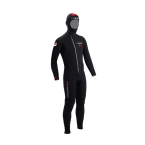Diver Man 5mm Wetsuit 1 Piece - Size Large / 4