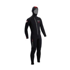 Cressi Diver Man 5mm Wetsuit 1 Piece - Size X-Large / 5