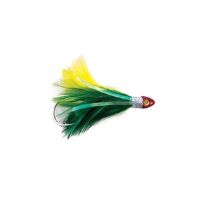 Saltwater Chicken Rig - Green and Yellow
