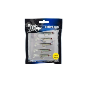 5 Pack Jellybean 50mm - Dark Smelt