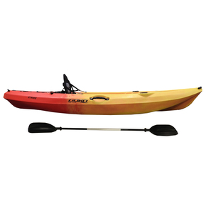 Strike Kayak 2.96m Hot Lava w/Deluxe Seat & Paddle