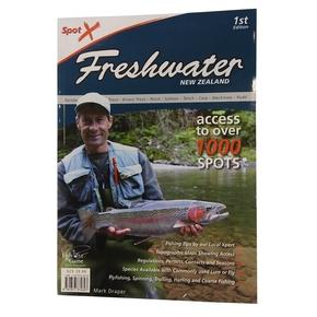 Freshwater New Zealand Book