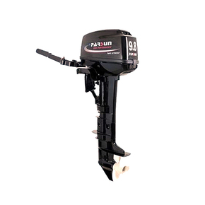 Outboard  9.8hp Long Shaft - 2 Stroke