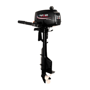 Outboard  3.6hp Long Shaft 2 Stroke W/Neutral Gearshift