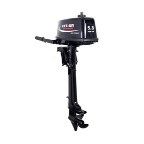Outboard  5.8hp Long Shaft - 2 Stroke - Dual Fuel Option
