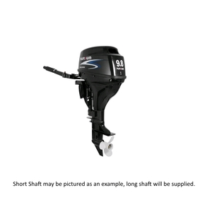 Outboard  9.8hp Long Shaft - 4 Stroke