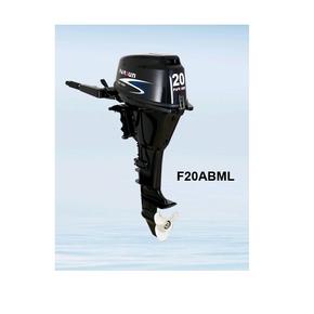 Outboard 20hp Long Shaft - 4 Stroke - Front Gear Shift