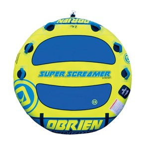 Super Screamer Ski Biscuit Towable Watertoy - 70""