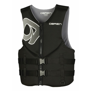 Traditional Neoprene Ski Buoyancy/Watersports Vest- Adult Small
