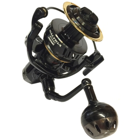 Saltiga Dogfight 8000 DF (G) Spin Reel - Low Speed