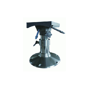 XHD 73mm Shaft Gas Adjustable Seat Pedestal w/Swivelling Slider