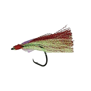 Red / Green Recurve Flasher 4/0 8 Pack