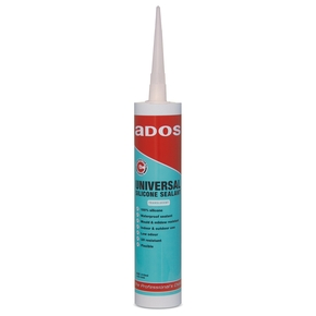 Marine and Universal Silicone Sealant - 310ml - Clear
