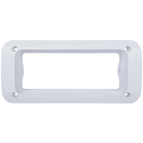 VHF Fixed Flush Mount Kit - White