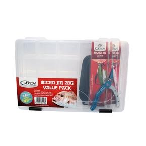 20 gram Microjig Set in tackle box