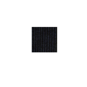 Premium (9mm) H/duty Marine Carpet Ribbed - Navy, Per Metre