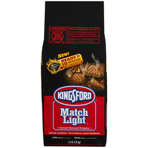 Match Light Charcoal Briquettes - 6.2lb (2.82kg)