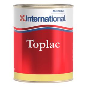 Toplac Silicone Enamel - Cream - 1 Litre