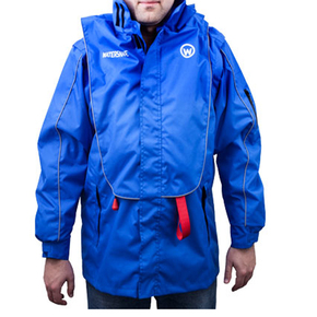 Jacket W/Inbuilt 150N manual Inflation PFD - Medium