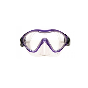 Goby Junior Dive Mask Size-Youth Purple