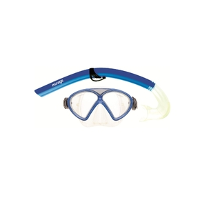 Comet Silitex Kids Mask and Snorkel Set Blue