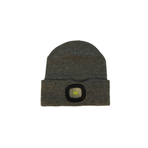 LED Beanie - Grey