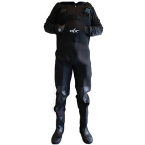 Neoprene Chest Waders Size 46/47 (11-12)