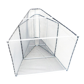 Large A-Frame Steel Folding Whitebait Set Net