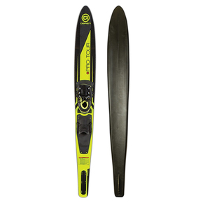 "Pro Tour 68"" Slalom Water Ski with X9 & RTP"