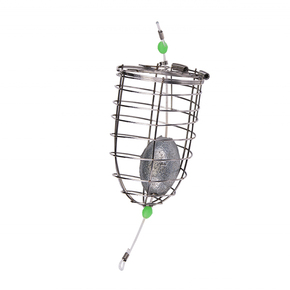 SS Weighted Bait Berley Cage/Dispenser Mini