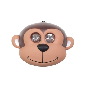 Children's LED Headlamp Monkey Head Light