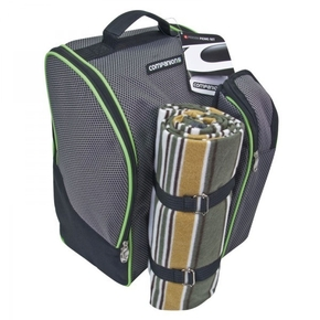 4 Person Deluxe Cooler Picnic Set