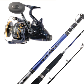 Thunnus 4000 Spin Reel / Shadow X 7ft 5-10kg Spin Rod Combo
