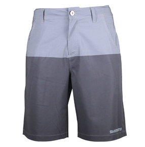 Casual Board Short - Grey/Black