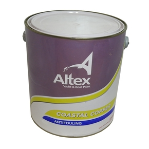 Coastal Copper Ablative Antifouling Black - 4L