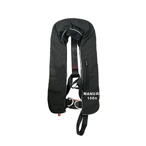 Inflatable Lifejacket Adult Manual 150N w/Harness (Comfort Series-New)