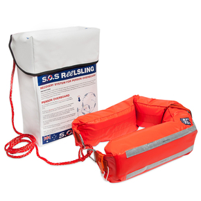 Rescue Sling Man Overboard Rescue Set