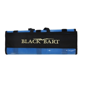 "6 Pocket Large/XL Lure Bag- 20"" x 7""-Blue"