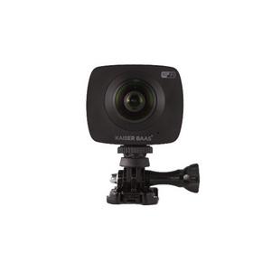 X360 Dual Lens VR Camera