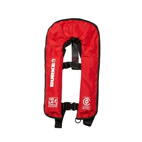 Inflatable Lifejacket Adult Manual 150N - Red