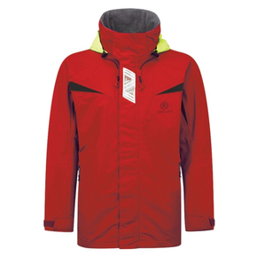 Wave Coastal Jacket - Medium - Red