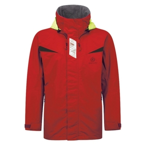 Wave Coastal Jacket - Small - Red