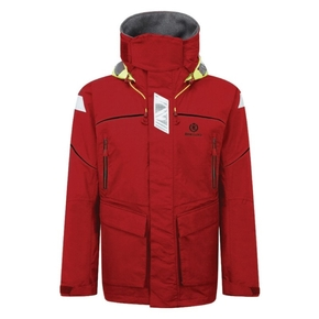 Freedom Offshore Jacket - Lg - Red