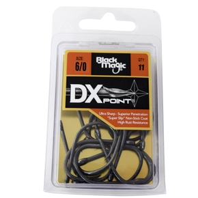 DX Point 6/0 Hooks - Large Pack