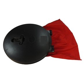 "Wave - Kayak 6"" Hatch W/ Bag and Screws"