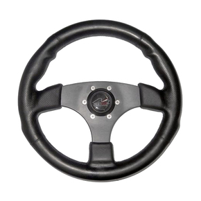 """Kappa 3 Spoke Sport Steering Wheel - 12.5"""" (320mm)"""